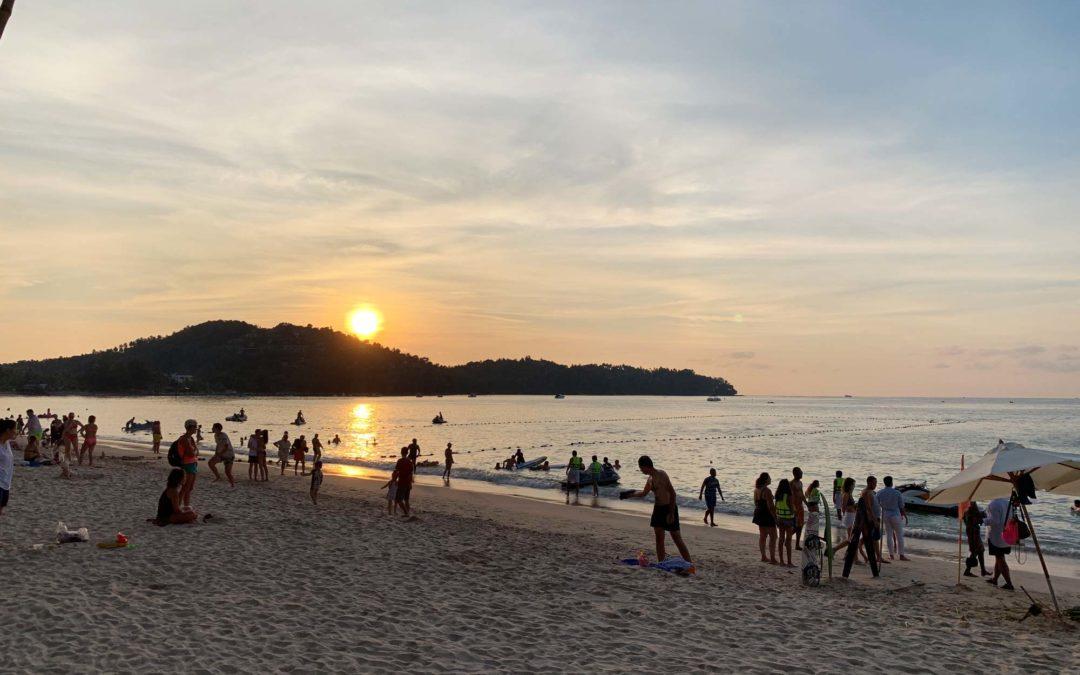 Strände auf Phuket in Thailand