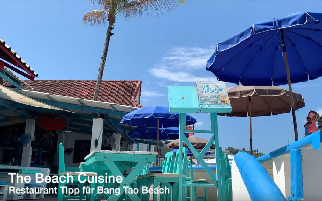 The Beach Cuisine Restaurant auf Phuket