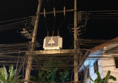 Thailand-kabel