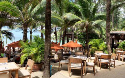 Café del Mar Beachclub auf Phuket in Thailand