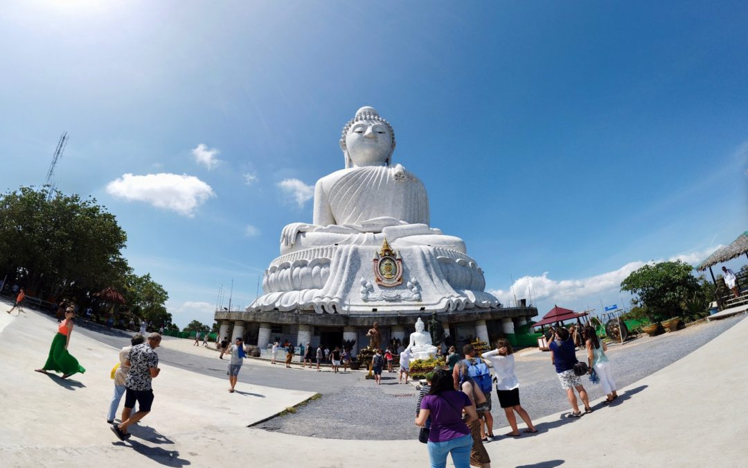 Big Buddha auf Phuket in Thailand