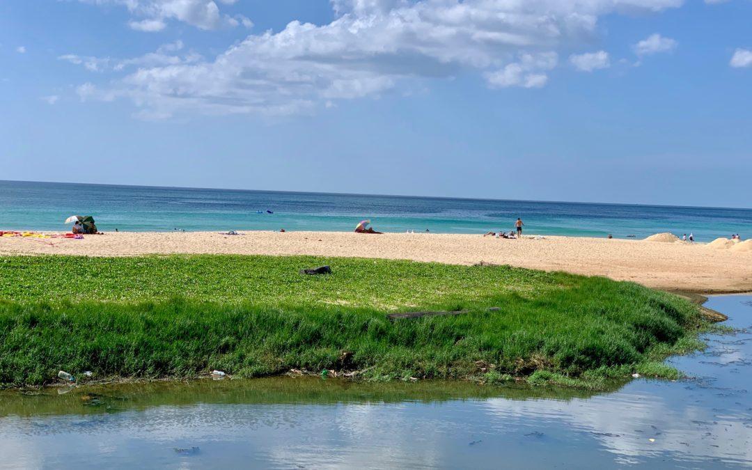 Karon Beach auf Phuket in Thailand
