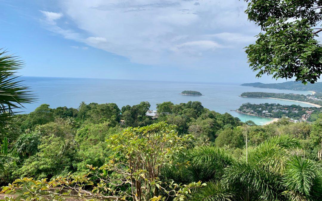 Karon Viewpoint auf Phuket in Thailand