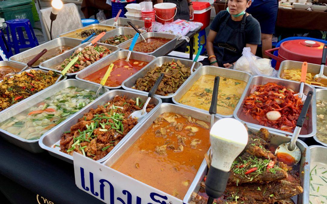 Phuket Town Nachtmarkt