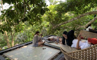 Three Monkeys Restaurant auf Phuket in Thailand