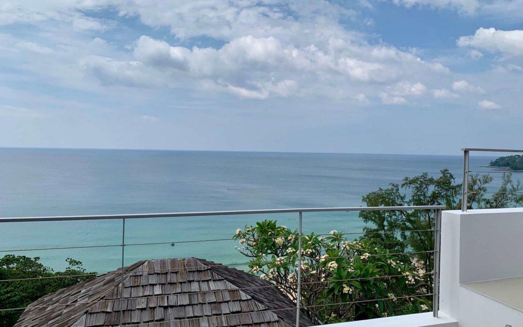 Villen auf Phuket in Thailand