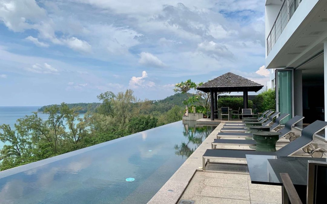Bluesiam Villa auf Phuket in Thailand