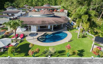 Bismarcks Paradies Luxus Villa auf Phuket